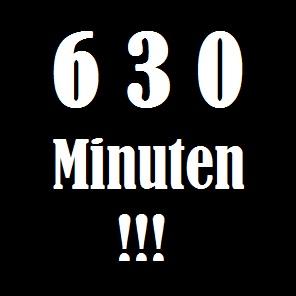 630 mins